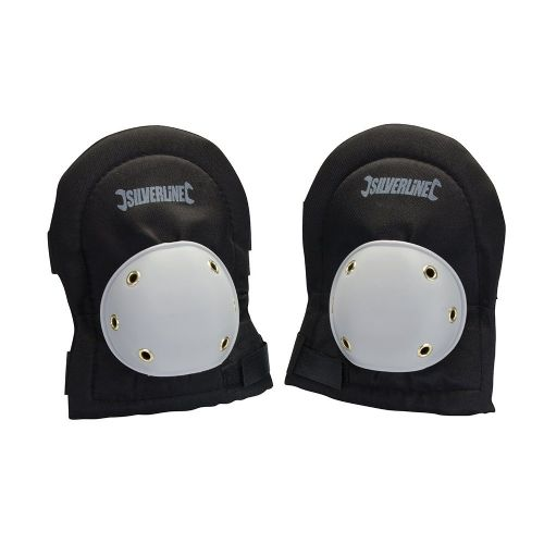 Silverline 633596 Hard Cap Knee Pads